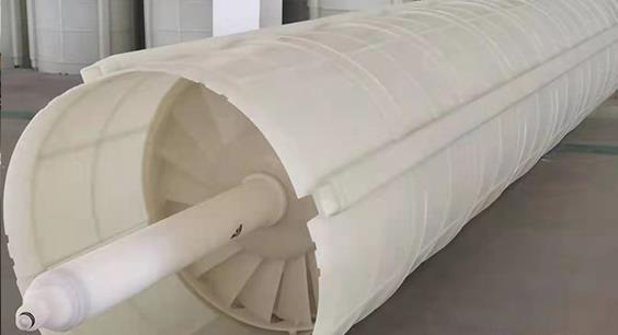 管束除尘除雾器的除尘原理