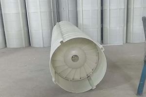 管束除尘除雾器可以分类哪些种类