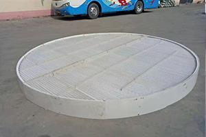 如何处理平板除雾器积垢的问题