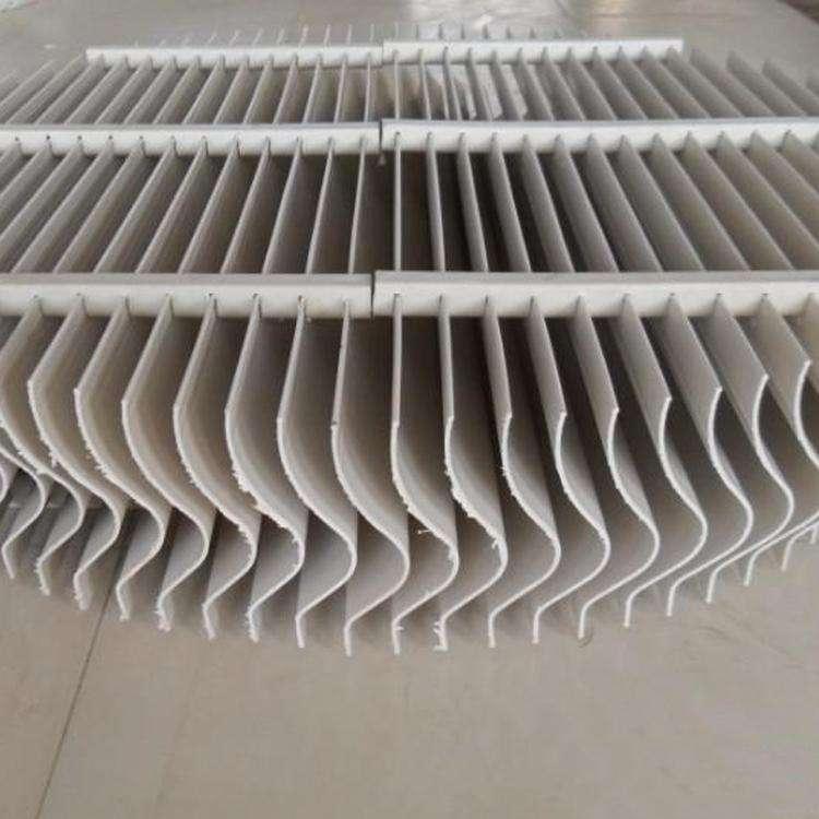 大家对平板除雾器的性能特征有哪些